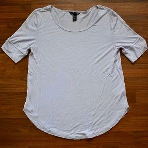 H&M Lavender Tee Shirt